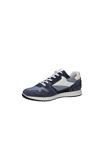 Igi&Co 7691 Scarpa lacci Uomo Blu