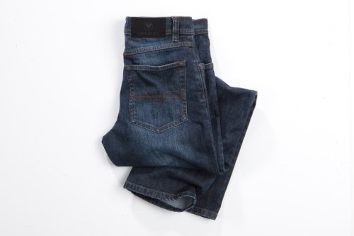 CARLO COLUCCI Jeans Enrico Stretch 7400 Dark Blue Black
