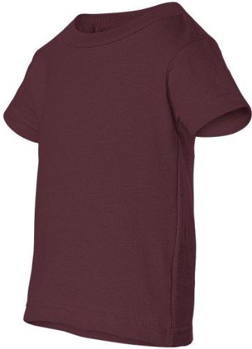 Obama Change auf American Apparel Fine Jersey Shirt Aschgrau