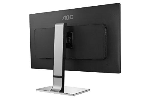 AOC 25 inch IPS QHD 2560 x 1440 Monitor Height Adjust demonstrate Port HDMI DVI VGA audio devices Vesa Q2577PWQ Products