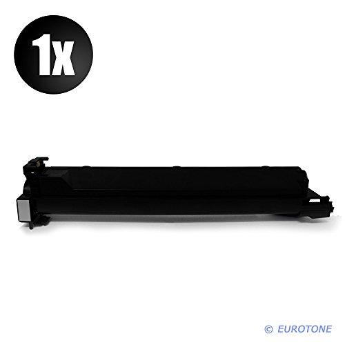 Eurotone Kompatibler Toner SCHWARZ XXL für Konica Minolta Bizhub C203 C200 C253 C353 Kopierer - ersetzt TN-213 A0D7152 (Konica Minolta C200)