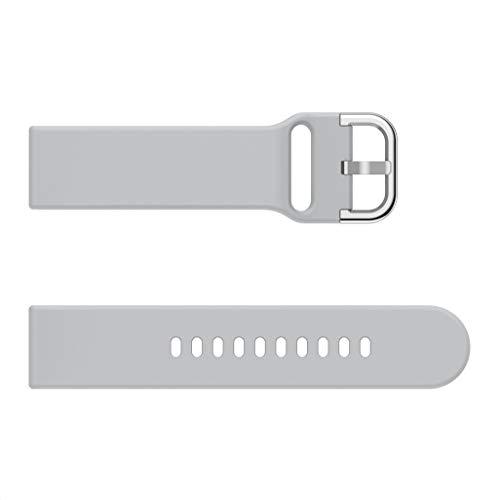 xue binghualoll Smart Watch Armband Zubehör,Uhrenarmband,Armband,Strap Weave,Sport Soft Silikon Ersatz Uhrenarmband für Huami Amazfit GTS