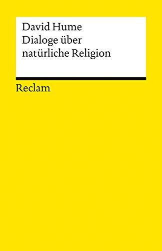 Universal-Bibliothek Nr. 7692: Dialoge über natürliche Religion