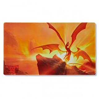 Arcane Tinmen ApS ART21514 Dragon Shield Spielmatte Limitiert Card Game, Matte Yellow