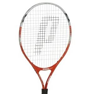 Prince Rebel 23 Tennis Racket Juniors Red/White 23 Inch