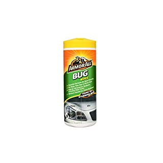 Armor All Bug Cleaning Wipes 30 Wipes