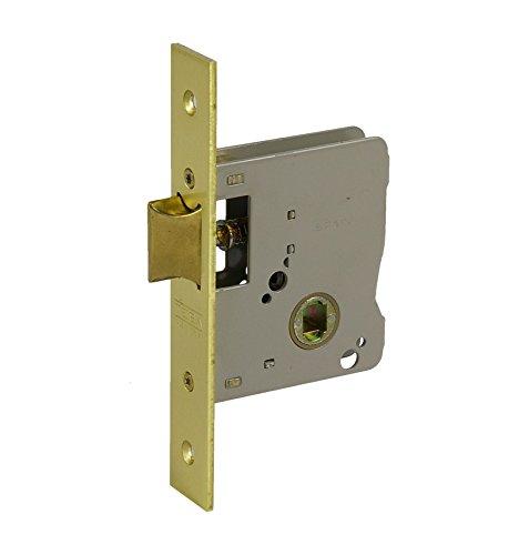 Tesa Assa Abloy 201550LP Cerradura de embutir para puertas de madera,