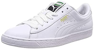 13121361e700 Puma Men s Basket Classic LFS Leather Sneakers  Buy Online at Low ...