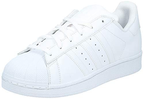 adidas Superstar Foundation, Unisex-Erwachsene Sneakers, Weiß (Ftwr White/Ftwr White/Ftwr White), EU - Herren Adidas Superstars