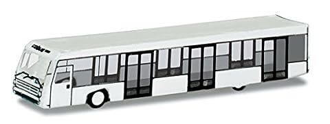 Herpa - 521000 - Scenix Airport Bus Set - 4 Pièces