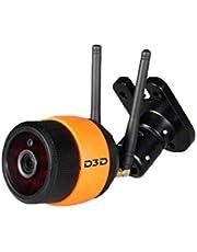 D3D D8016P 1280x960P Waterproof WiFi Home Security Camera (