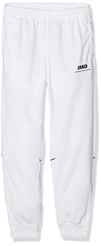 Kostüm Jungen Kinder Sportswear - JAKO Herren Polyesterhose Striker, weiß/schwarz, 152