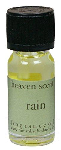 Duftöl RAIN (Regen) 10 ml / Besteht aus hochwertigen Parfümölen