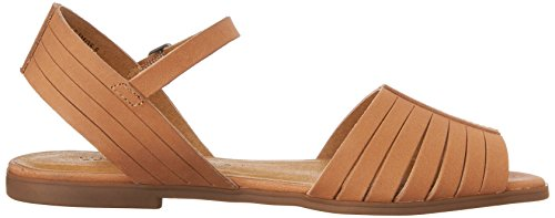 Lucky Brand Channing Femmes Cuir Sandale Clay