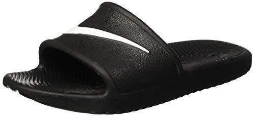 Nike wmns kawa shower, scarpe da fitness donna, nero (black/white 001), 39 eu