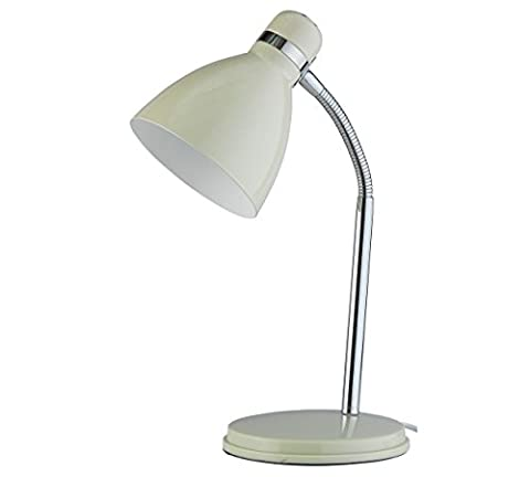Stunning Cotton Cream ColourMatch Stylish Desk Lamp