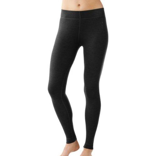 Smartwool Damen Unterhose Leggings Women's NTS Mid 250 Bottom, Black, M, BSS225