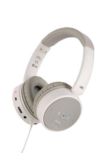 VOX amPhone Kopfhörer, Twin-Sound, Aux-In, Effekte