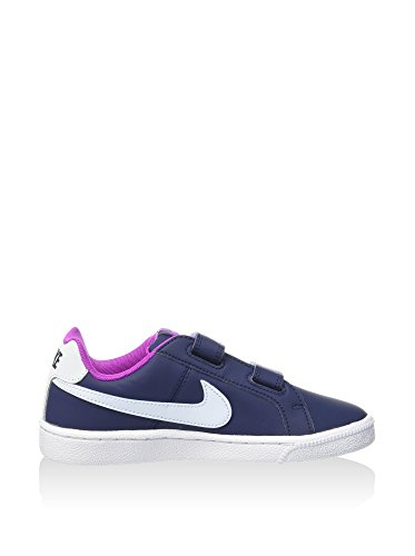 Nike Mädchen 833655-400 Turnschuhe Blau
