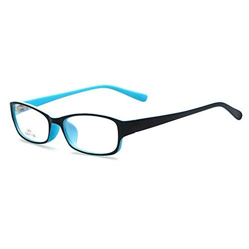 Juleya Kinder Gläser Rahmen - Kinder Brillen Clear Lens Retro Reading Eyewear für Mädchen Jungen...