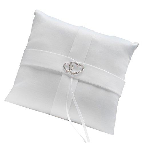 amant Ring Kissen Hochzeit Ring Inhaberaktien Kissen (Ring Inhaberaktien Kissen)