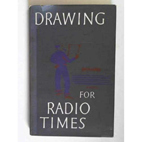 Drawing for Radio Times.