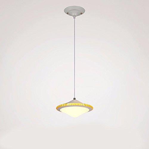 Moderne Linien Moderne-bett (Nordic kreative Fisch Linie einem Kopf Kronleuchter modernes Schlafzimmer Bett restaurant Beleuchtung, einem Kopf)