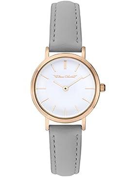 Time Chain Damen-Armbanduhr 70008/RG/GY