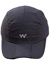 Wildcraft. Unisex Cotton Foldable Combo Cap (Blue)
