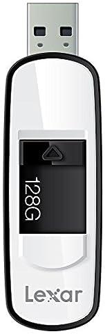 Lexar S75 128GB USB 3.0 JumpDrive - LJDS75-128ABEU - Schwarz