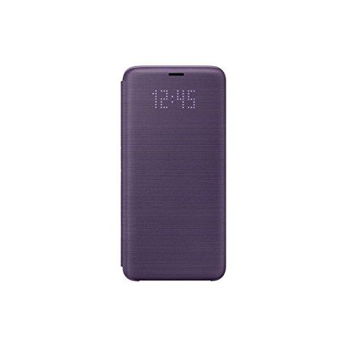 Samsung LED View Cover (EF-NG960) für das Galaxy S9, Violett