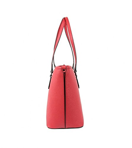 SHOPPING GRANDE PELLE YNOT 797 ROSSO Rouge