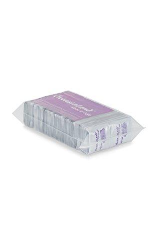 Extasialand Markenkondome Kondome glatt und transparent im praktischen Sparpack Präservative CE geprüft (One Touch, 100 Kondome)