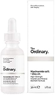 The Ordinary Niacinamide 10% + Zinc 1% - 30 ml