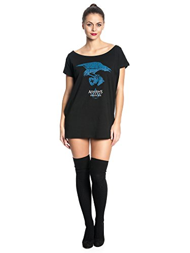 Assassin's Creed -  T-shirt - Donna Black Large