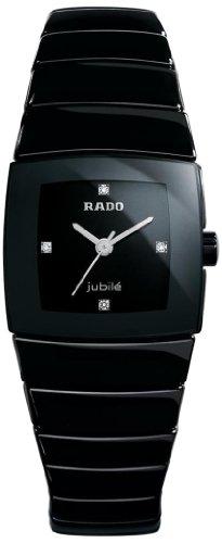 Rado Damen-Armbanduhr Analog Quarz Keramik 318.0726.3.070