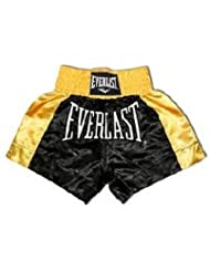 Everlast - Short Boxe Thai Noir/Or