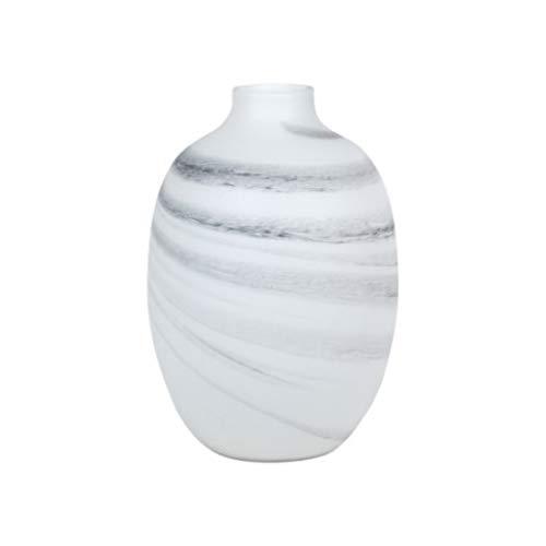 Vidal Regalos Keramikvase, Weiss, 39 cm