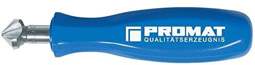 PROMAT 865232 Handentgrater D.20,5mm HSS 90Grad PROMAT