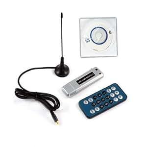 Numérique de Obsidian USB 2.0 DVB- T TV Tuner Enregistreur