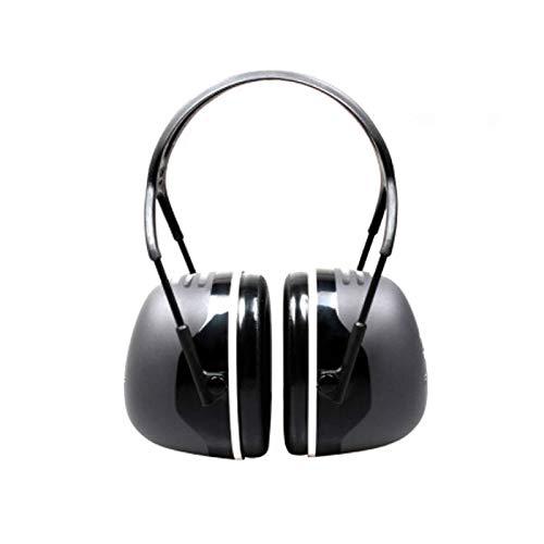 WYNZYGYEZ Schalldichte Ohrenschützer, Schlafende Kopfhörer Komfortable Geräuschreduzierung Professionelle Lärmschutzmanufaktur Factory X5A Schalldichte Ohrenschützer (Farbe : Noise Reduction 37db)