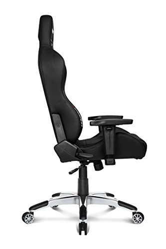 AKRacing Premium V2 – AK-7002-BB – Silla Gaming, Color Negro