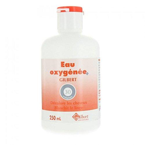 Eau oxygénée 30 volumes / bouteille de 125 ml