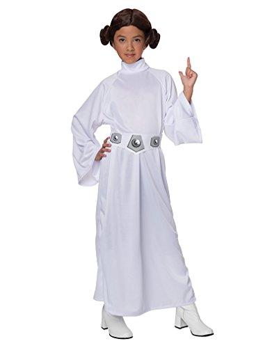 Star Wars Prinzessin Leia Kinderkostüm M