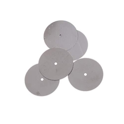 Circular Mini Saw - Wholesale Hing 5pcs Lot 32mm Slice Stainless Steel Metal Cutting Disc - Rotary Cutting Disc Metal Blades Wood Blade Mini Hinge Joint Circular Machine Band Disk Desk Disc Rota