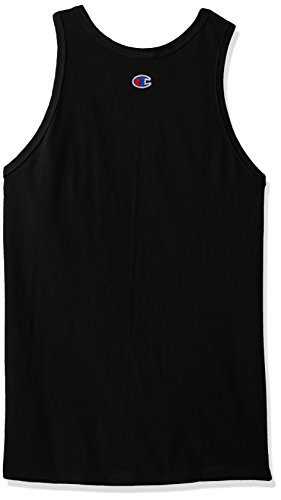 Champion Herren Tank Top / Cami Shirt Black
