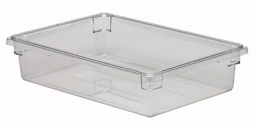 Camwear Food-box (Cambro Camwear 18266CW135 Food Box, 18 by 26 by 6-Inch, Clear by Cambro)