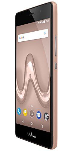 Wiko Tommy 2 LS Smartphone, (12,7 cm (5 Zoll) HD, 8 MP Kamera, 5 MP Selfie-Kamera, 8GB ROM/1GB RAM, Dual-SIM) rose/gold