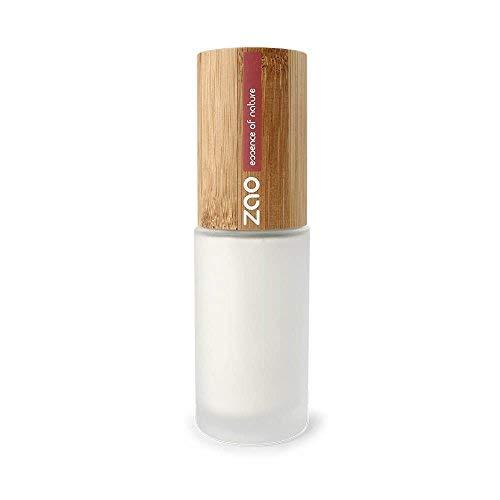 ZAO Light Complexion Base 700 weiß Make-up-Grundierung Primer mit Bambus (bio, Ecocert, Cosmebio, Naturkosmetik)