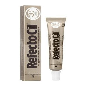 RefectoCil Cream Hair Dye (LIGHT BROWN) .5oz (2 Pack) by N/A